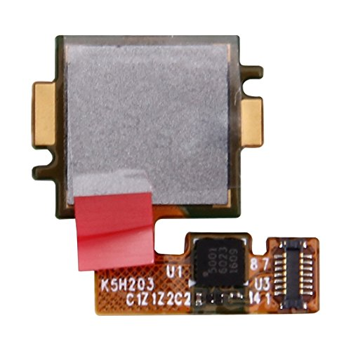 Liluyao Mobile parts For Lenovo Vibe K4 Note Fingerprint Button(Black) (Color : Black)