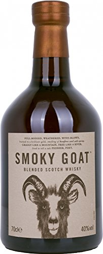 Smoky Goat Blended Scotch Whisky, 700 ml