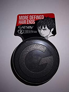 GATSBY Technical Design Clay 30g -Technical Design Clay Hair Wax for strong hold