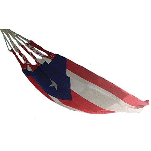 Hamaca Puerto Rico Flag (Hammock)