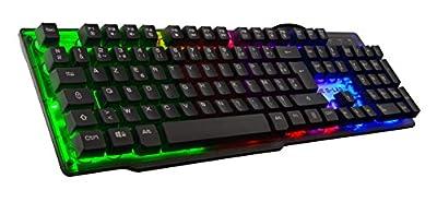 Peripherique Gaming G-lab Rainbow Illuminated Gaming Key