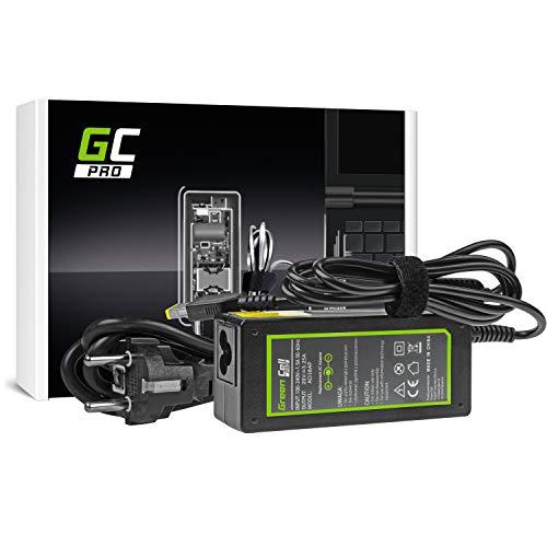 GC Pro Cargador para Portátil Lenovo G700 80AG G710 80AH Yoga 2 13 B5400 80B6 G400 14001 Ordenador Adaptador de Corriente (20V 3.25A 65W)