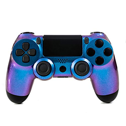 DualShock 4 Customized Wireless Controller for Playstation 4 - Color Changing Chameleon PS4 - Custom Design for a Unique Look