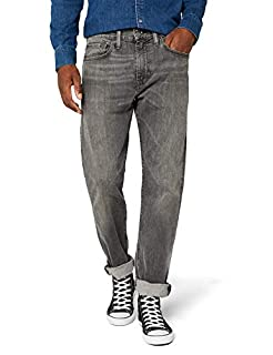 Levi's Men's 502 Regular Tapered Fit Jeans, Grey (Berry Hill 0010), W31/L32 (B01NADFGVJ) | Amazon price tracker / tracking, Amazon price history charts, Amazon price watches, Amazon price drop alerts