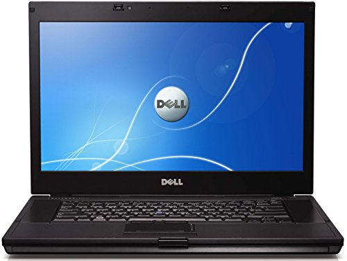 Dell Latitude E6510 15.6 Inch Laptop PC, Intel Core i5-520M up to 2.93GHz, 4G DDR3, 500G, VGA, DP, Windows 10 Pro 64 Bit Multi-Language Support English/French/Spanish(Renewed)