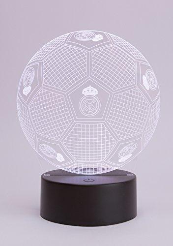 Oficial Balon del Real Madrid Lámpara 2017-2018 pelota para bebe niño kids hombre mujer Mejor decoracion para hogar original accesorios