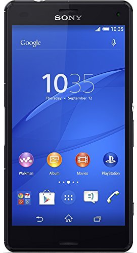 Sony Xperia Z3 Compact D5803 16GB 4G LTE 4.6' Unlocked GSM Android Smartphone - Black -