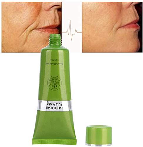 Blackhead Cleaning Mask, Facial Cleansing Mask, krimpen poriën Acne mee-eter Cleansing Moisturizing Oil Control Mask, Zuiveren Verstevigende Gezichtsverzorging Skin Care- 40g lsmaa