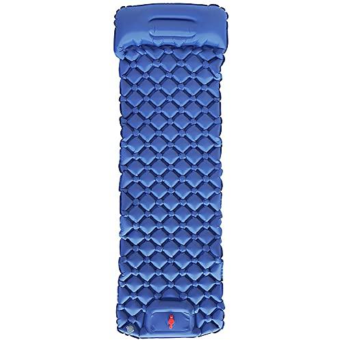 Self Inflating Camping Sleeping Pad with Foot Pump,Waterproof Durable Camping Air Mattress,camping mattress self inflating, inflating mattress camping
