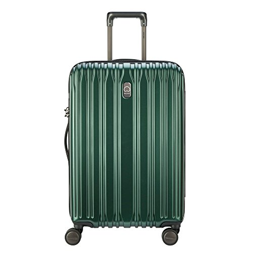 Delsey 25' Chromium Lite Expandable Spinner Upright Emerald One Size