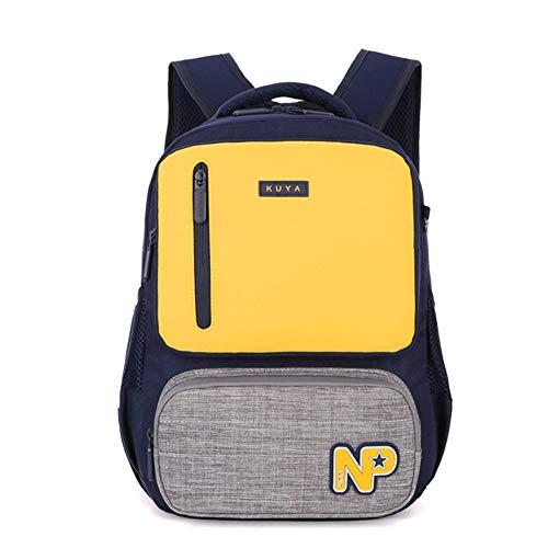Primaire schooltas om een enkele schoudertas met grote capaciteit kinderrugzak te sturen