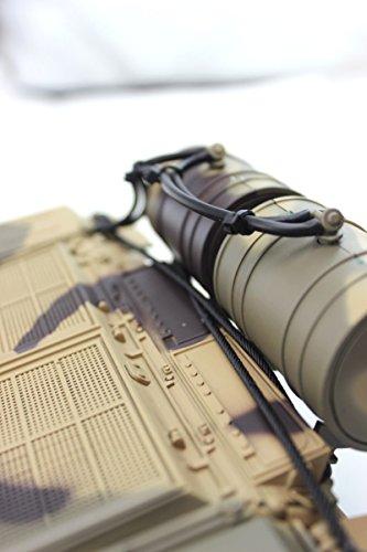 RC Auto kaufen Kettenfahrzeug Bild 2: ES-TOYS Ferngesteuerter Panzer Russland T-90 Heng Long 1:16 mit Rauch&Sound und Metallgetriebe -2,4Ghz*