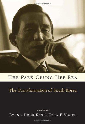 The Park Chung Hee Era (English Edition)