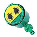自動 户外自动定时浇水定时器,洒水定时灌溉系统控制器 使いやすい