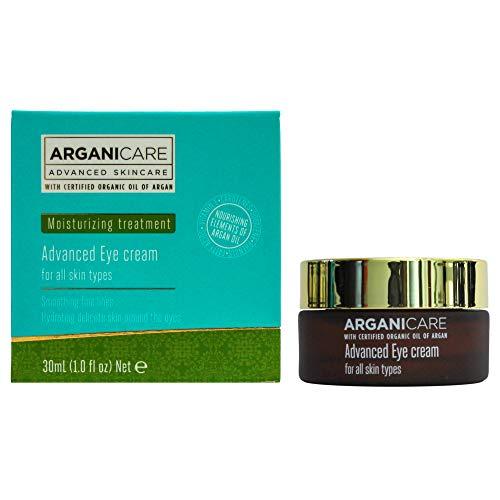 Arganicare Argan Oil Advanced Eye Cream, 1.0 Fluid Ounce