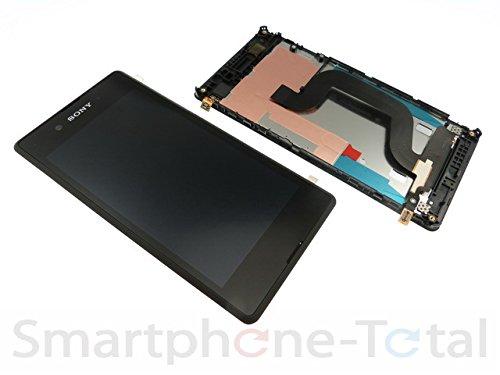 Sony Xperia E3 D2203 DisplaymodulTouchscreen Display Glas Scheibe Digitizer, schwarz