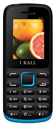 IKALL K11 18 Inch Dual Sim Basic Feature Mobile Phone with