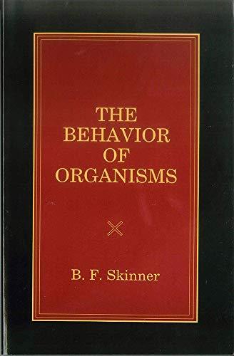 Behavior of Organisms