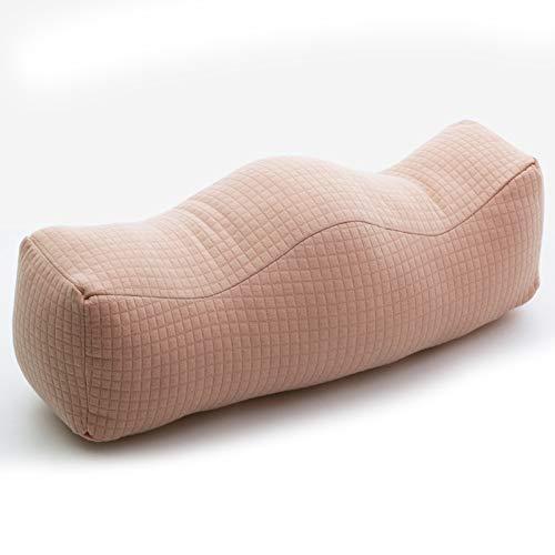 YYUE kniekussen voor zwangerschap, ischias pijnverlichting, pijn in de rug, pijn in de benen, heup en gewrichtspijn - Memory Foam kussen met elastische band en wasbare hoes