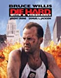 DIE Hard 3 with A Vengeance - Bruce Willis – Film Poster