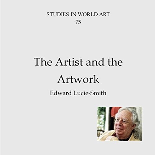 The Artist and the Artwork audiobook cover art