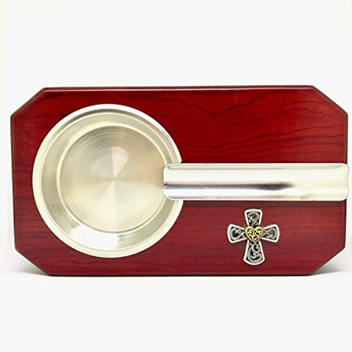 Celtic Cross Cigar Ashtray