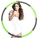 Best Hula Hoops - Hoola Hoops for Adults Weight Loss - Weighted Review