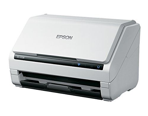 エプソン スキャナー DS-570W (シートフィード A4両面 Wi-Fi対応)