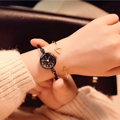 WZFCSAEAE Small Fashion Women Watches 2018 Popular Marca Simple Numbers Pulsera Reloj...