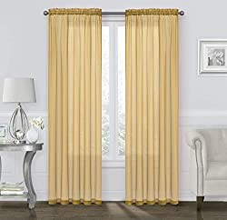 Goodgram Sheer Curtains