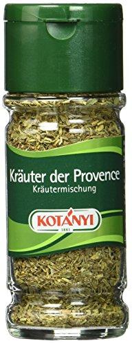 Kotanyi Kräuter der Provence, 4er Pack (4 x 25 g)