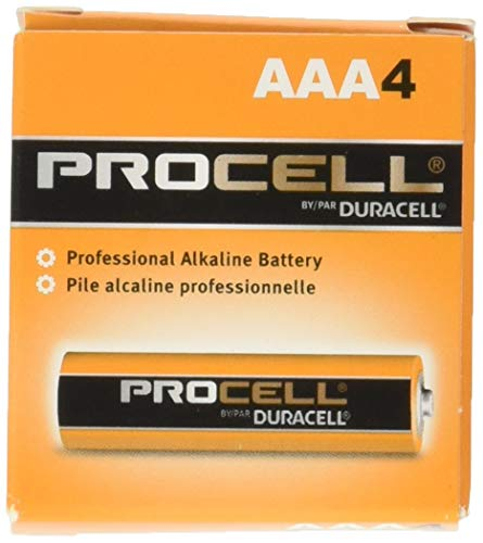 Duracell PROCELL Alkaline AAA Batteries