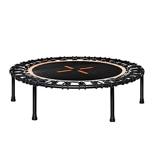 Trampolin Fitnessübungen Sprungbett Erwachsenen Outdoor-Garten Abnehmen Gewichtsverlust Trampolin Kann 300 Kg Tragen