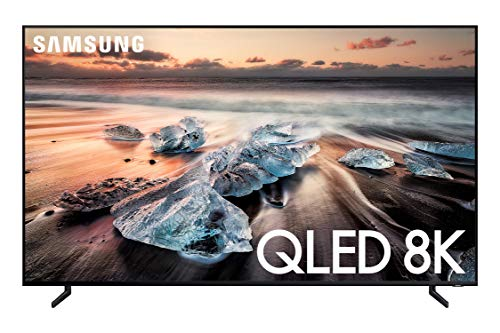 Samsung QN82Q900RBFXZA Flat Screen 82-Inch QLED 8K Q900 Series Ultra HD Smart TV with HDR and Alexa...
