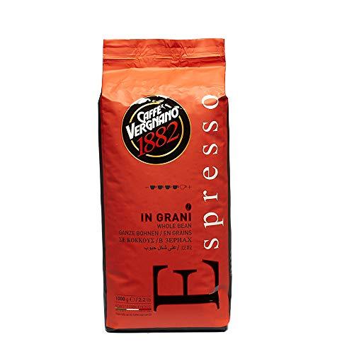 Caffe' Vergnano 1882 Caffè in Grani Espresso, 1kg