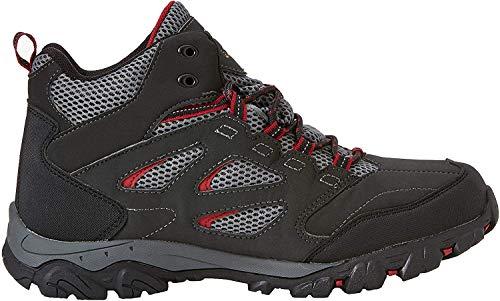 Regatta Holcombe Iep Mid, Walking Shoe Mens, (Ash/Riored 21n), 42 EU