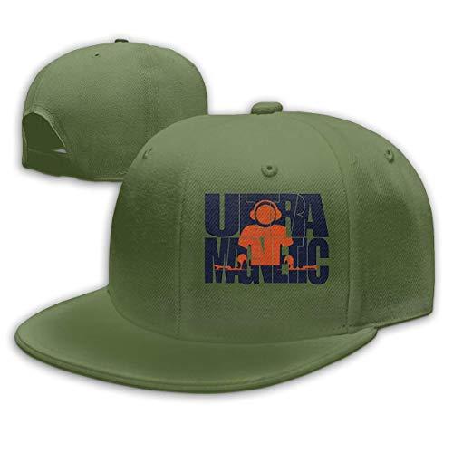 SOOPTY Ultra Magnetic Deejay Adjustable Cotton Baseball Cap