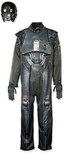Generique - Deluxe K-2SO Star Wars Rogue One Kostüm für Teenager 146/152 (11-12 Jahre)