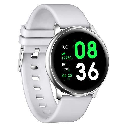 SMARTWEAR Smart Watch Mit Herzfrequenzmesser,Frauen/Männer Fitness-Armband Sport Armband Uhr,Facebook/Twitter-Nachricht-Uhr Für Kinder-d