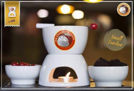 The Chocolate Room Ceramic Fondue Cup (Small)