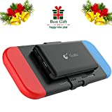 Power Bank Compatible for Nintendo Switch Charger -10000mAh Replacement External Portable Battery Pack Backup Case for Smartphone & Travel Video Game Charger Supply Compatible for Nintendo Switch