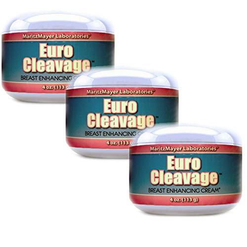 Breast Enlargement Cream Euro Cleavage Big Bigger Breast Hips Buttocks Butt Hips Removes Stretch Marks Enhancement Cream 3 Jars