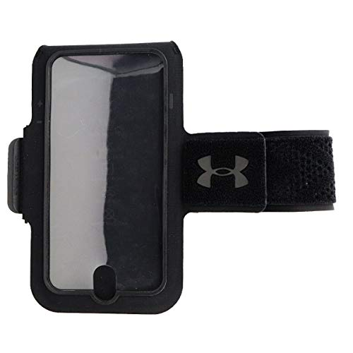 Under Armour UA Supervent Armband - Black/Black (Fits iPhone 6 Plus/6s...