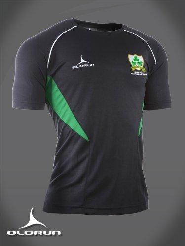 Irisches Rugby-T-Shirt, Irland-Grand Slam Champions 2018, Größen Y-XXXL, XL