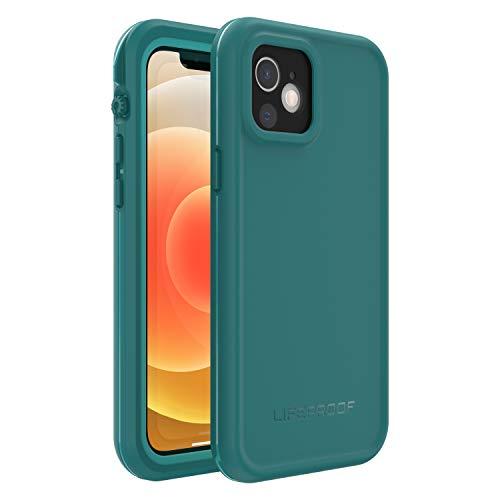 LifeProof Fre - Funda estanca y anti caídas para iPhone 12, Azul