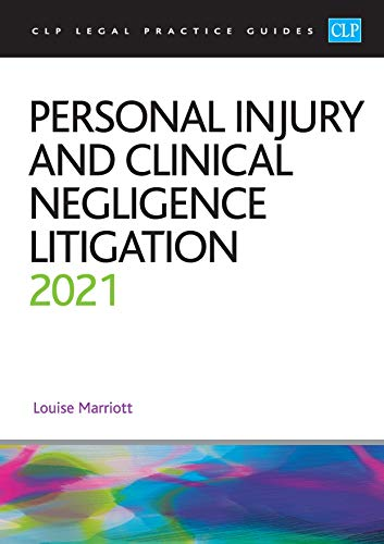 Personal Injury and Clinical Negligence Litigation (English Edition)