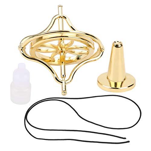 Alomejor Gyroskop Anti-Schwerkraft-Dekompressions-Kreisel Gyroskop Lernspielzeug Balance Geschenk für Kinder