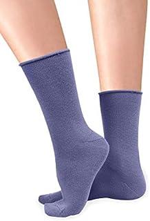 GUINDA, Calcetines calentitos sin puño