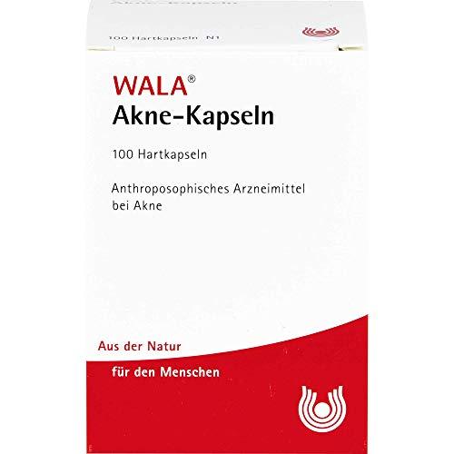 WALA Akne-Kapseln, 100 St. Kapseln