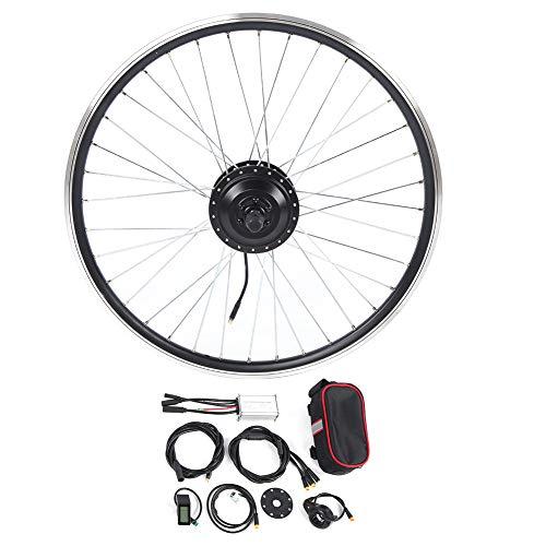 Demeras Kit de conversión de Bicicleta eléctrica Juego de Controlador sin escobillas...